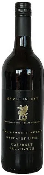Benchmark Wines - Hamelin Bay Margaret River Cabernet Sauvignon 2012