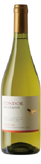 Benchmark Wines - Millaman 'Condor' Chardonnay 2013 (Chile)