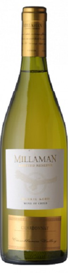 Benchmark Wines - Millaman 'Limited Reserve' Chardonnay 2010 (Chile)