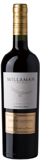 Benchmark Wines - Millaman 'Limited Reserve' Malbec 2013 (Chile)