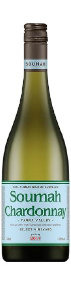 Benchmark Wines - Soumah 'd'Soumah' Chardonnay 2018 - Buy Wines Singapore