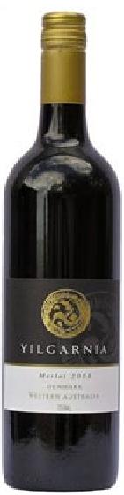 Benchmark Wines - Yilgarnia Merlot 2014