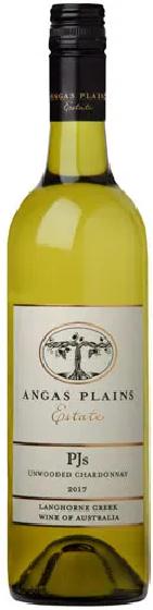 Benchmark Wines - Angas Plains Estate 'P.J.S.' Unwooded Chardonnay 2014