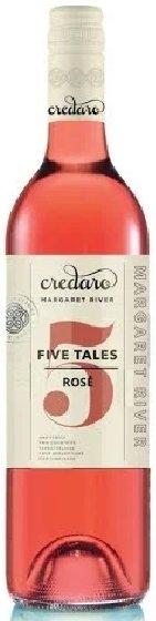 Benchmark Wines - Credaro 'Five Tales' Rose 2017