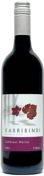Benchmark Wines - Karribindi Cabernet-Merlot 2011