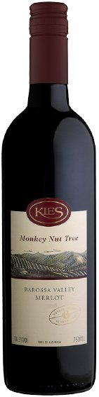 Benchmark Wines - Kies Family 'Monkey Nut Tree' Merlot 2012