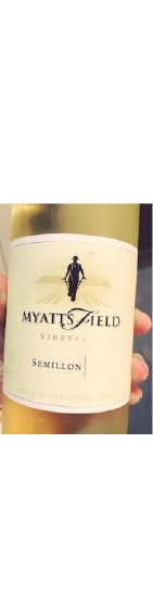 Benchmark Wines - Myattsfield Semillon 2013
