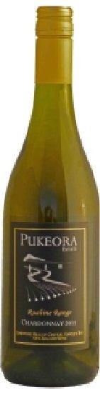 Benchmark Wines - Pukeora Estate 'Ruahine Range' Chardonnay 2015
