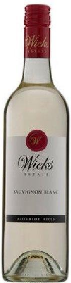 Benchmark Wines - Wicks Estate Sauvignon Blanc 2017-100