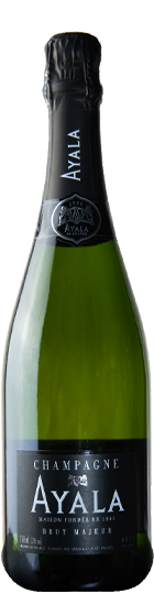 Benchmark Wines_Ayala Brut Majeur Champagne NV_Wine Delivery Singapore