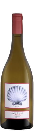 Benchmark Wines_Il Borro 'Lamelle Toscana' Chardonnay 2018 - Organic_Wine Delivery Singapore