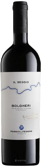 Benchmark Wines_Poggio al Tesoro 'Il Seggio' Bolgheri 2018_Wine Delivery Singapore