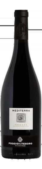 Benchmark Wines_Poggio al Tesoro 'Mediterra Toscana' 2018_Wine Delivery Singapore