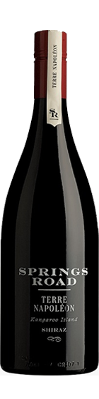 Benchmark Wines_Springs Road 'Terre Napoleon' Organic Shiraz 2017_Buy Wine Online
