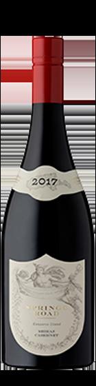 Benchmark Wines_Springs Road Organic Shiraz-Cabernet Sauvignon 2017_Wine Delivery Singapore