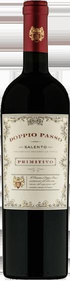 Benchmark Wines_Doppio Passo Primitivo Rosso 2020_Italian Wine