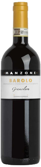 Giovanni Manzone 'Gramolere' Barolo DOCG 2015 is part of savoury and classic Italian wines at Benchmark wines
