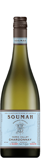 Soumah 'Upper Ngumby Vineyard' Chardonnay 2018 is one of the finest Australian white wines in Singapore