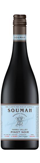 Soumah 'Upper Ngumby Vineyard' Pinot Noir 2019 is an australian wine