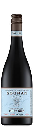 Soumah 'Hexam Vineyard' Pinot Noir is a Yarra Valley wine from Australia