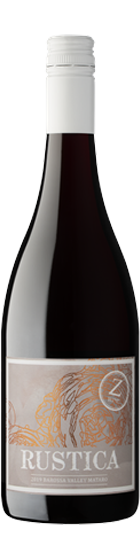 Z Wine 2019 Rustica Mataro which is a highly rated australian red wine.